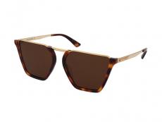 Sonnenbrillen Quadratisch - Alexander McQueen MQ0162S 002