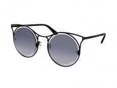 Sonnenbrillen Rund - Alexander McQueen MQ0173SA 001