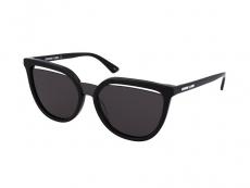 Sonnenbrillen Quadratisch - Alexander McQueen MQ0197S 001