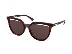 Sonnenbrillen Quadratisch - Alexander McQueen MQ0197S 002