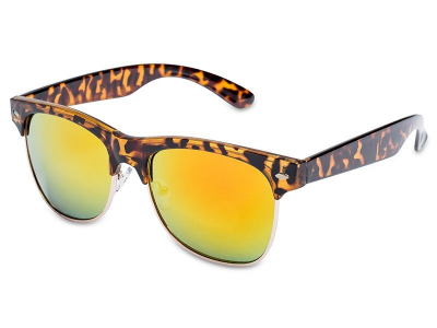 Sonnenbrillen TigerStyle Sonnenbrille - Gelb