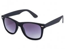 Sonnenbrillen - Sonnenbrille Stingray - Schwarz Rubber