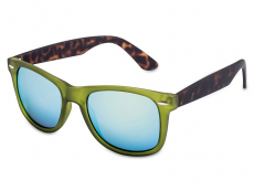 Sonnenbrillen - Sonnenbrille Stingray - Yellow Rubber