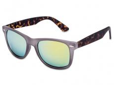 Sonnenbrillen - Sonnenbrille Stingray - Yellow/Grey Rubber