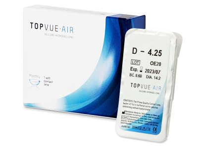 TopVue Air (1 Linse)