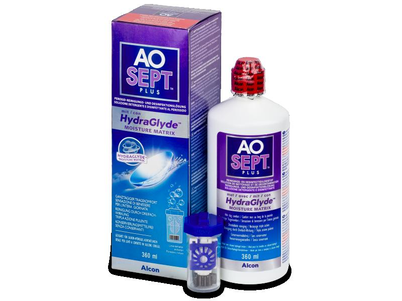 AO SEPT PLUS HydraGlyde 360ml  - Reinigungslösung