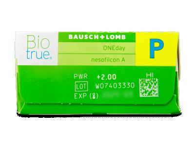 Biotrue ONEday for Presbyopia (30Linsen) - Vorschau