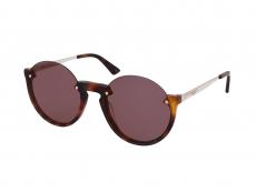 Sonnenbrillen Rund - Alexander McQueen MQ0200S 002