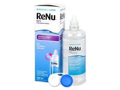ReNu MPS Sensitive Eyes 360 ml  - Älteres Design