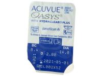 Acuvue Oasys (24Linsen) - Blister Vorschau