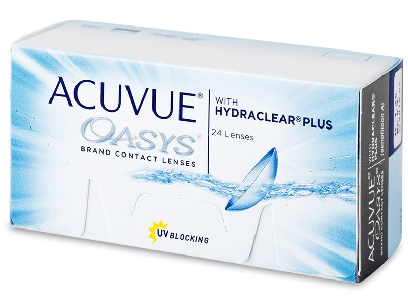 Acuvue Oasys (24 Linsen) -  2-Wochen-Kontaktlinsen - Johnson and Johnson