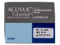 Acuvue Oasys (24Linsen) - Vorschau