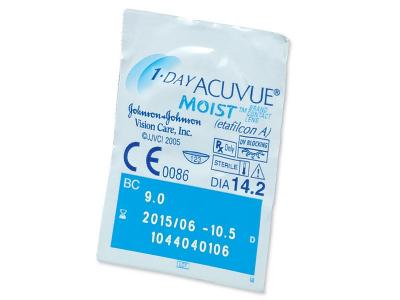 1 Day Acuvue Moist (180Linsen) - Blister Vorschau