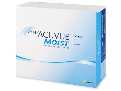 1 Day Acuvue Moist (180Linsen) - Tageslinsen