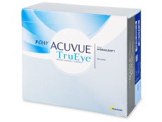 Kontaktlinsen Johnson and Johnson - 1 Day Acuvue TruEye (180 Linsen)
