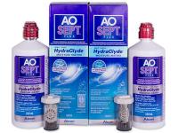 AO SEPT PLUS HydraGlyde 2 x 360ml  - Pflegelösung – günstigeres Duo Pack