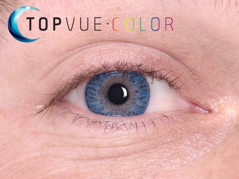 """""""True Sapphire"""" bei einer blauen Augenfarbe"""