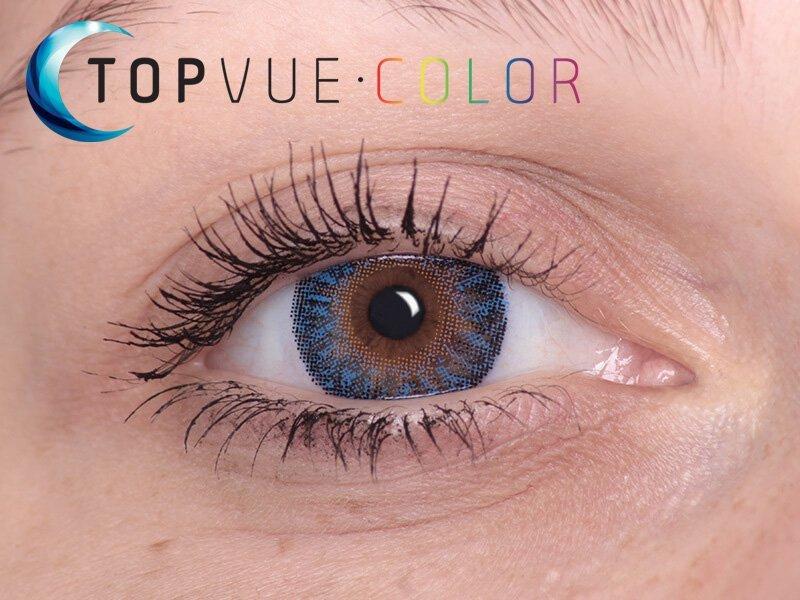 """""""True Sapphire"""" bei einer braunen Augenfarbe"""