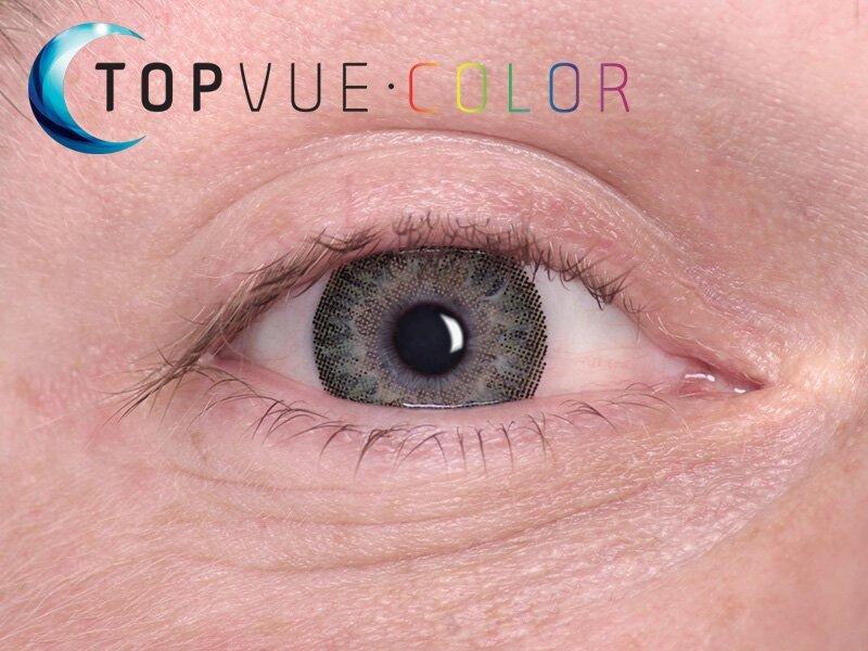 """""""Green"""" bei einer blauen Augenfarbe"""