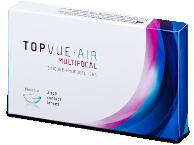 TopVue Air Multifocal (3Linsen) - Multifokale Kontaktlinsen