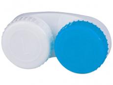 Behälter und Reise-Kits - Behälter blau-weiß L+R
