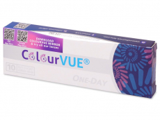 Kontaktlinsen MaxVue Vision - ColourVue One Day TruBlends (10 Linsen)