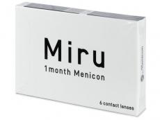 Monatslinsen - Miru 1 Month (6 Linsen)