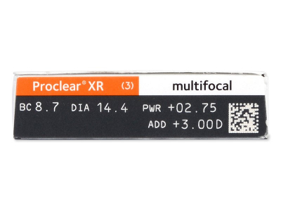 Proclear Multifocal XR (6Linsen) - Vorschau
