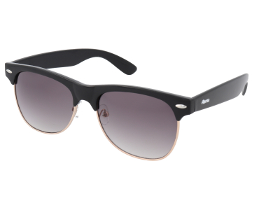 Sonnenbrillen Sonnenbrillen Alensa Browline Black