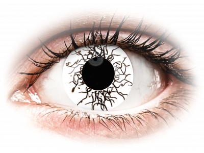 ColourVUE Crazy Lens - Vikingdom - Tageslinsen ohne Stärke (2Linsen)