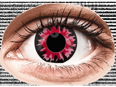 ColourVUE Crazy Lens - Volturi - Tageslinsen ohne Stärke (2Linsen)
