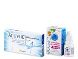 Acuvue Oasys (6 Linsen) +Gelone Drops 10ml