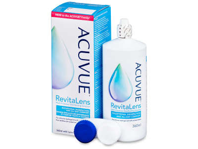 Pflegemittel Acuvue RevitaLens 360 ml