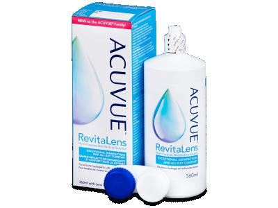 Pflegemittel Acuvue RevitaLens 360 ml