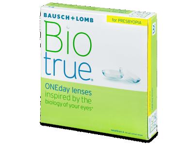 Biotrue ONEday for Presbyopia (90 Linsen)