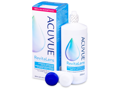 Pflegemittel Acuvue RevitaLens 300 ml