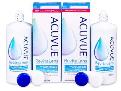 Pflegemittel Acuvue RevitaLens 2x 300 ml