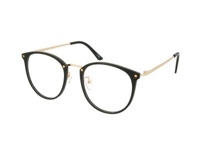 Computerbrillen ohne Stärke Computer-Brille Crullé TR1726 C1