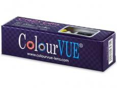 Kontaktlinsen MaxVue Vision - ColourVUE Crazy Lens - ohne Stärke (2Linsen)