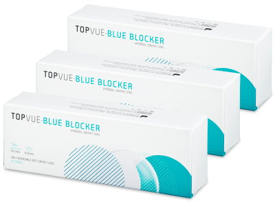 TopVue Blue Blocker (90 Linsen)