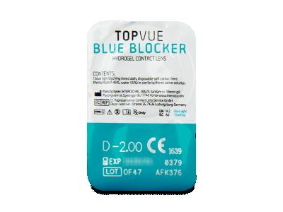 TopVue Blue Blocker (90 Linsen) - Blister Vorschau
