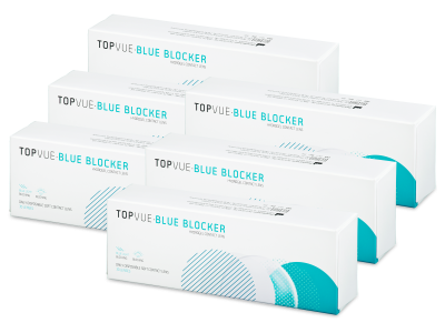 TopVue Blue Blocker (180 Linsen)