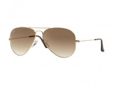 Männersonnenbrillen - Sonnenbrille Ray-Ban Original Aviator RB3025 - 001/51