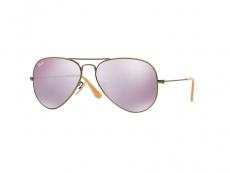 Männersonnenbrillen - Sonnenbrille Ray-Ban Original Aviator RB3025 - 167/4K