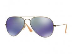 Männersonnenbrillen - Sonnenbrille Ray-Ban Original Aviator RB3025 - 167/68