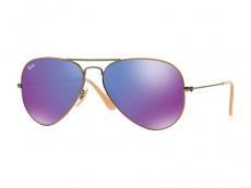 Männersonnenbrillen - Sonnenbrille Ray-Ban Original Aviator RB3025 - 167/1M