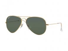 Männersonnenbrillen - Sonnenbrille Ray-Ban Original Aviator RB3025 - 001/58 POL