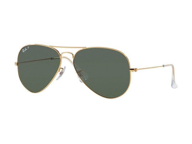 Sonnenbrille Ray-Ban Original Aviator RB3025 - 001/58 POL