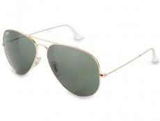 Damensonnenbrillen - Sonnenbrille Ray-Ban Original Aviator RB3025 - 001
