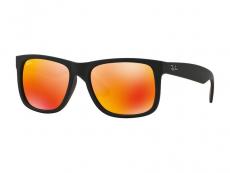 Männersonnenbrillen - Sonnenbrille Ray-Ban Justin RB4165 - 622/6Q